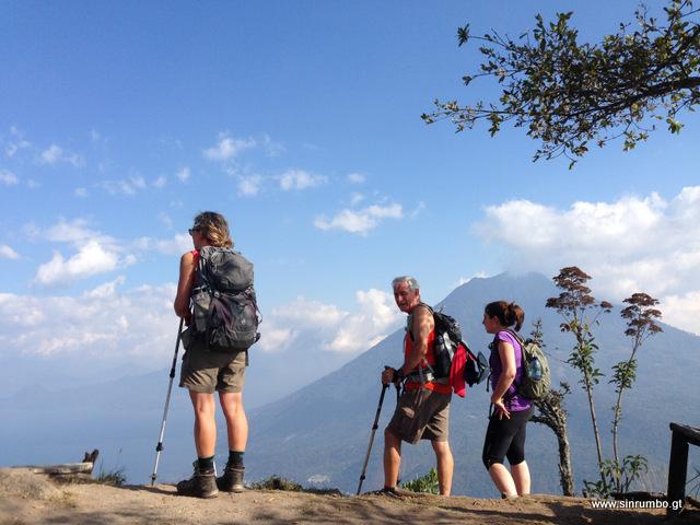 Caminar en la Montaña
