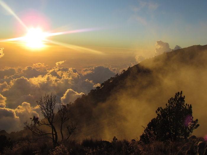 Protección Solar para montañistas