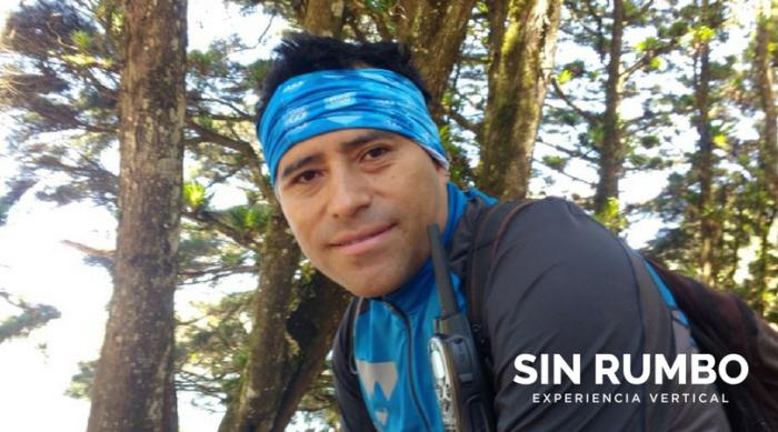 George Teque - Guia de montaña y experto en manejo de cuerdas para sin rumbo guatemala montañista