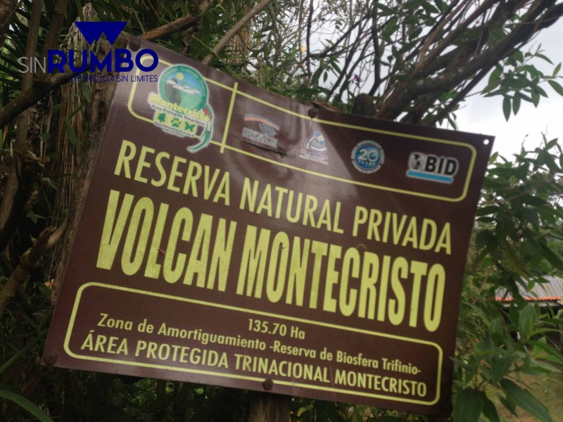 volcán montecristo