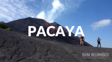 tour privado al volcan pacaya guatemala montañismo
