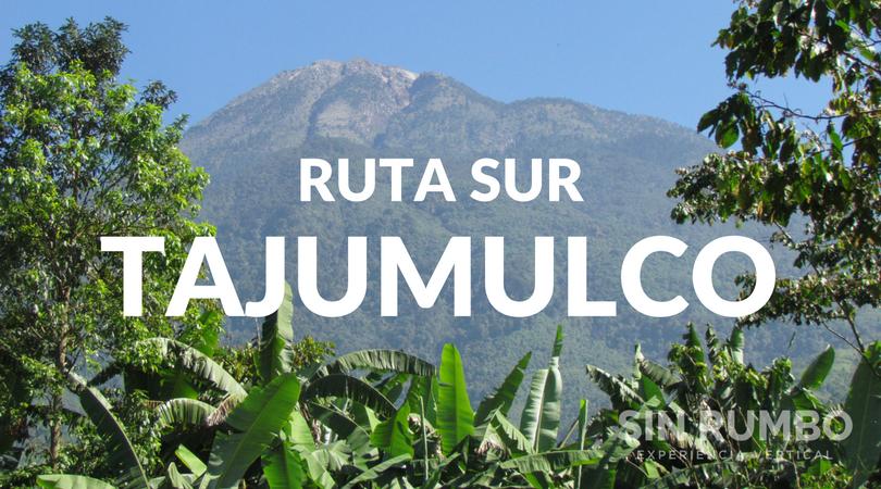Caminata guiada del volcan Tajumulco guatemala por la ruta sur campamento