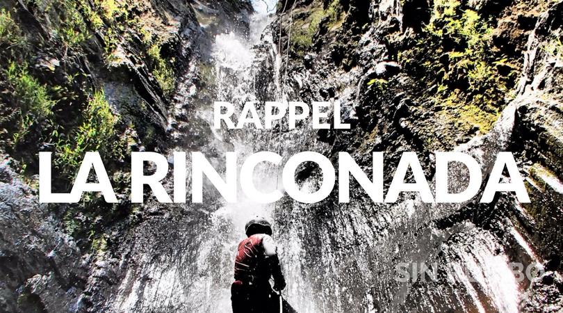 tour guiado de Rappel en la catarata la Rinconada guatemala