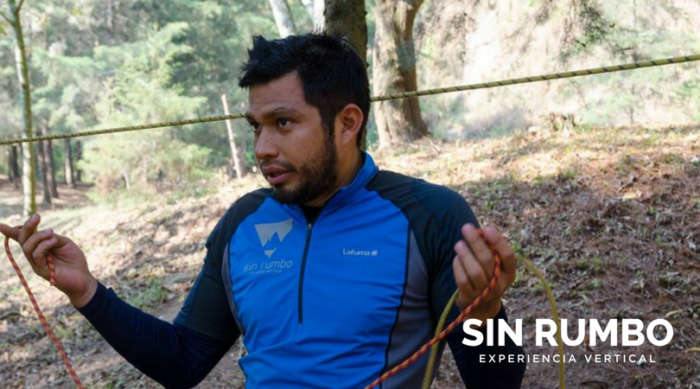 Edgar Betancourth - Guia de montaña y fundador de Sin Rumbo Guatemala Agencia de montañismo
