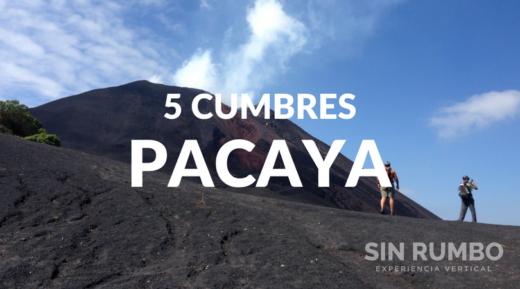 tour guiado del volcan Pacaya guatemala
