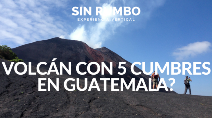 VOLCAN CON CUMBRES EN GUATEMALA - VOLCAN PACAYA - volcan activo en guatemala