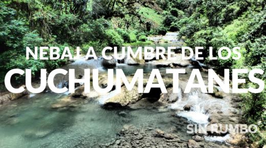 Travesia de Nebaj a la cumbre de los Cuchumatanes Guatemala