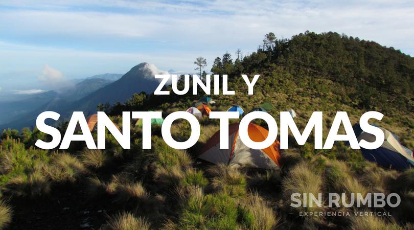 caminata guiada a los volcanes zunil y santo tomas guatemala