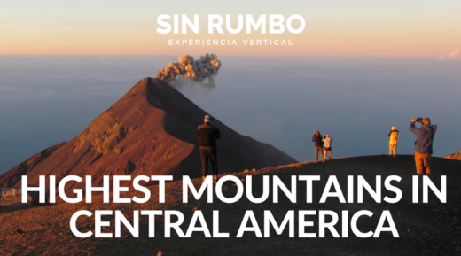 Highest Mountains in Central America