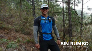 Diego Reyes - Mountain guide for Sin Rumbo Guatemala