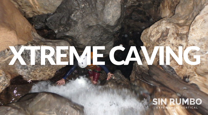 Adventure Travel in Guatemala - Extreme caving - caxlampon cave private tour Guatemala