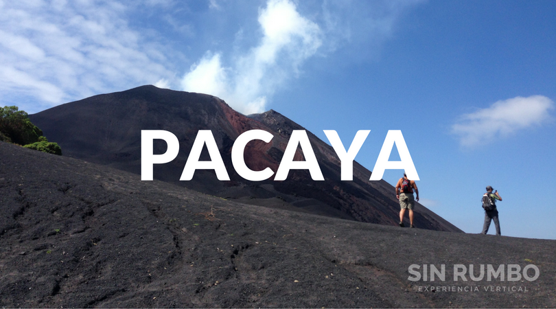 Adventure Travel in Guatemala - private tour of pacaya volcano guatemala