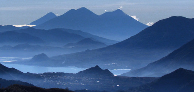 volcano hiking in guatemala