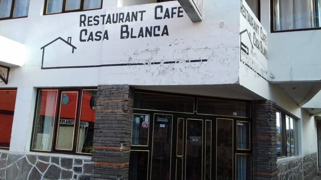 7 restaurante en Tlachicuca