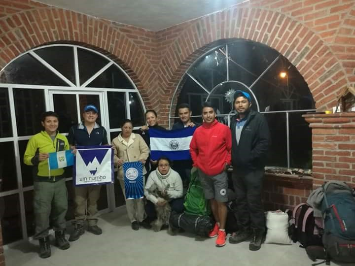 9 equipo de alta montaña sin rumbo 2017 guatemala