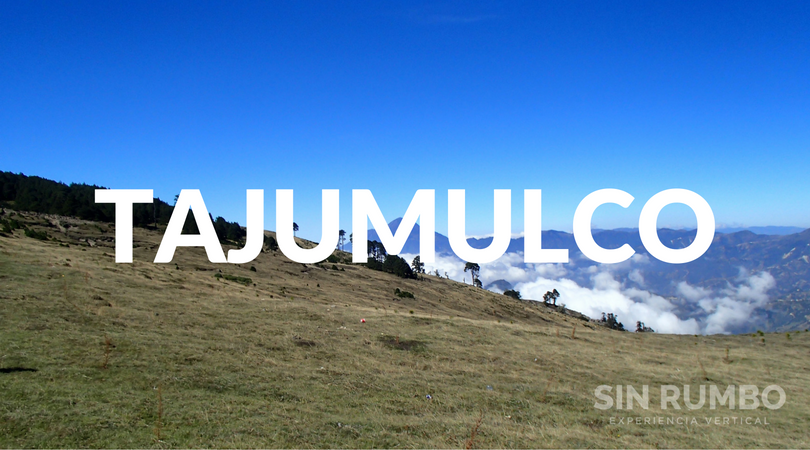 guided tour to tajumulco volcano guatemala - private tour