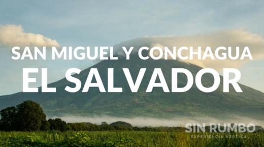 caminata guiada volcanes san miguel y conchagua el salvador guatemala tour