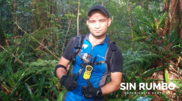 Daniel Carrera - Mountain Guide for Sin Rumbo Guatemala