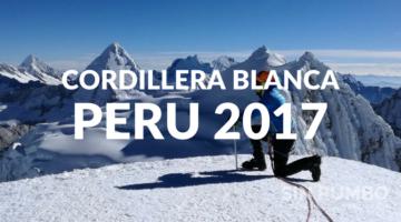 expedicion guiada desde guatemala a la cordillera blanca de peru