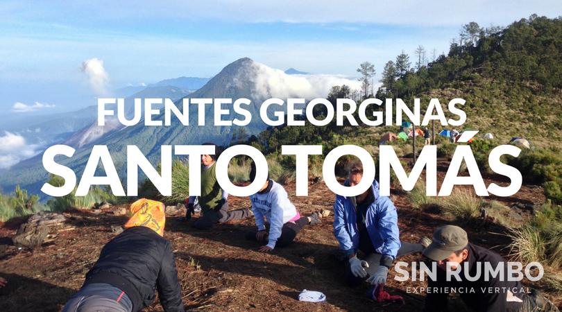 Volcán Santo Tomás y Fuentes Georginas Tour Guiado Guatemala