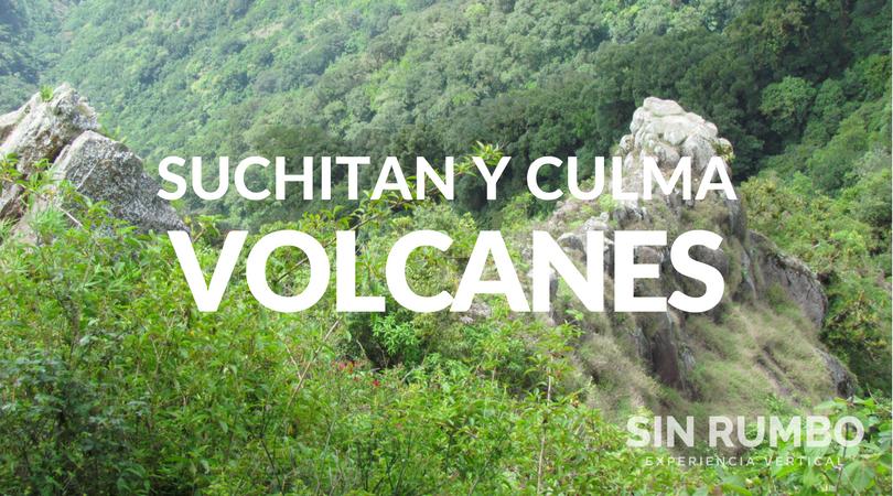 Volcanes Suchitan y Culma Jutiapa Guatemala