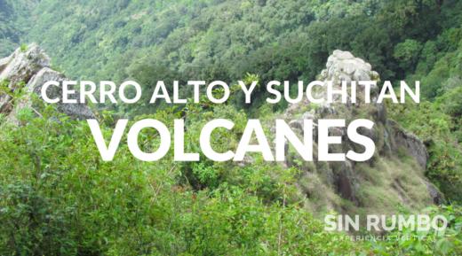 volcanes cerro alto y suchitán tour guiado guatemala