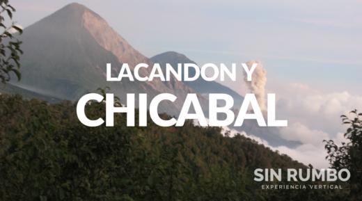 viaje a los volcanes lacandon y chicabal guatemala