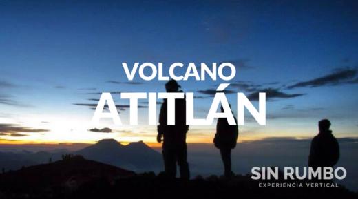 Atitlan Volcano night hike in guatemala tour