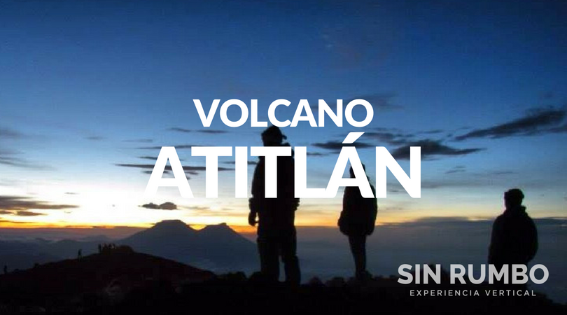 Atitlan Volcano night hike in guatemala tour
