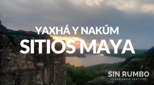 Yaxhá y Nakúm Ciudades Maya Caminata y Campamento Tour