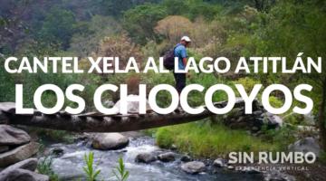 La Ruta de los Chocoyos De Cantel (Xela) al Lago Atitlán