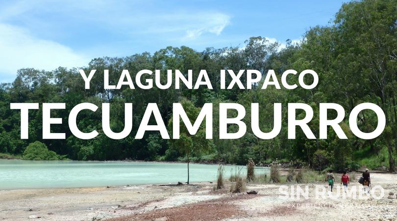 volcan tecuamburro guatemala laguna ixpaco