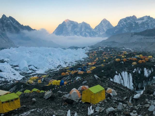 Everest | Base Camp Trekking